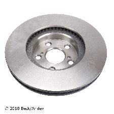 Beck Arnley Disc Brake Rotor  Front