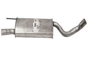 Bosal Exhaust Muffler  Left