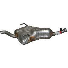 Bosal Exhaust Muffler  Rear