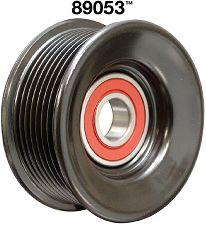 Dayco Drive Belt Idler Pulley  Supercharger