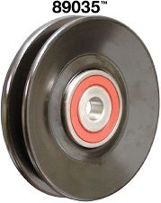 Dayco Drive Belt Idler Pulley  Air Conditioning