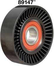 Dayco Drive Belt Idler Pulley  Alternator