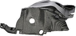 Dorman Undercar Shield  Front Left
