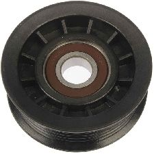 Dorman Drive Belt Idler Pulley  Grooved Pulley
