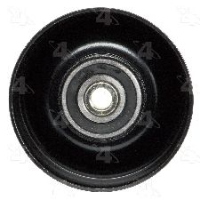 Four Seasons Drive Belt Idler Pulley  Alternator and Power Steering