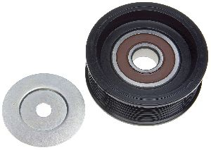 Gates Drive Belt Idler Pulley  Alternator (Upper)