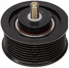 Gates Drive Belt Idler Pulley  Grooved Pulley
