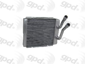 Global Parts HVAC Heater Core
