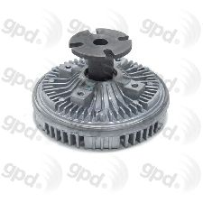 Global Parts Engine Cooling Fan Clutch