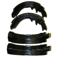Monroe Drum Brake Shoe  Rear