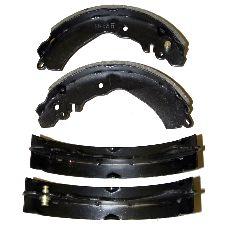 Monroe Drum Brake Shoe  Rear
