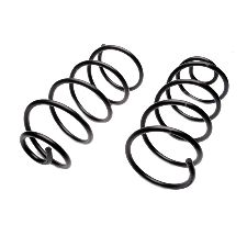 Moog Coil Spring Set  Rear
