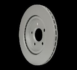 Pagid Disc Brake Rotor  Rear