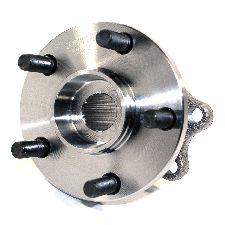 Pronto Wheel Bearing and Hub Assembly  Rear