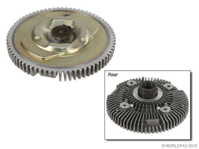 ALLMAKES 4X4 Engine Cooling Fan Clutch