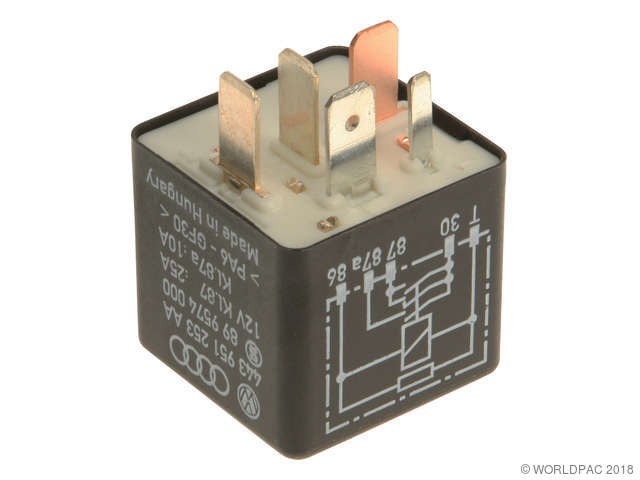 Genuine Engine Cooling Fan Motor Relay