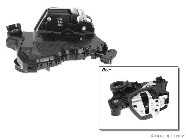 AISIN Door Lock Actuator Motor  sc 1 st  CarJunky.com & Toyota Door Lock Actuator Motor