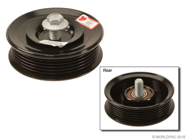 ACDelco Drive Belt Idler Pulley