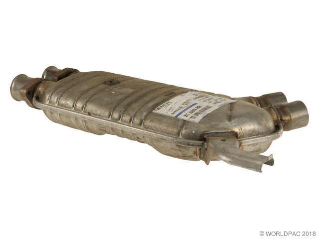 Eberspaecher Exhaust Muffler
