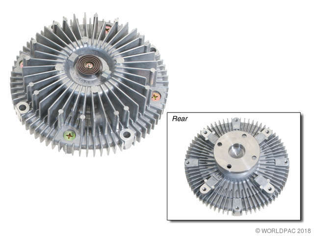 NPW Engine Cooling Fan Clutch