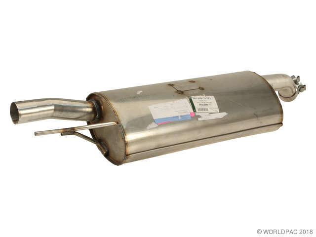 Genuine Exhaust Muffler