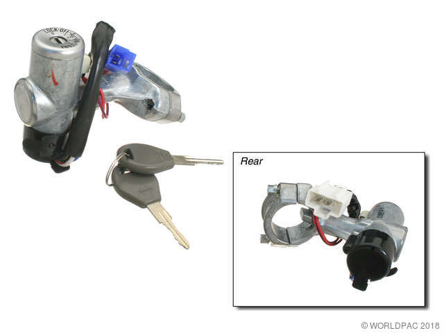 Genuine Ignition Lock Assembly