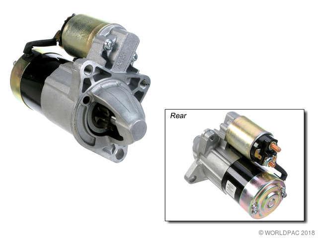 Mitsubishi Electric Starter Motor