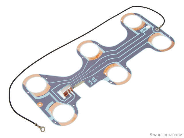 Genuine Tail Light Circuit Board