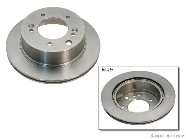 Pilenga Disc Brake Rotor