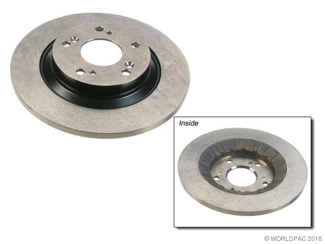 Original Equipment Disc Brake Rotor
