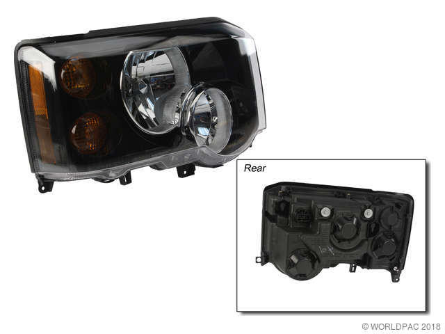 Genuine Headlight Assembly