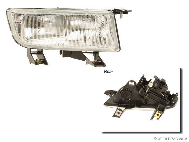 Professional Parts Sweden Fog Light