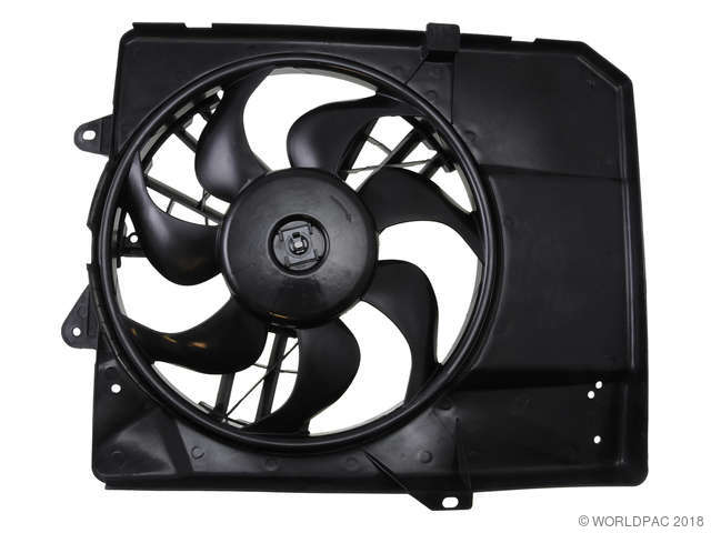 VDO Engine Cooling Fan Assembly