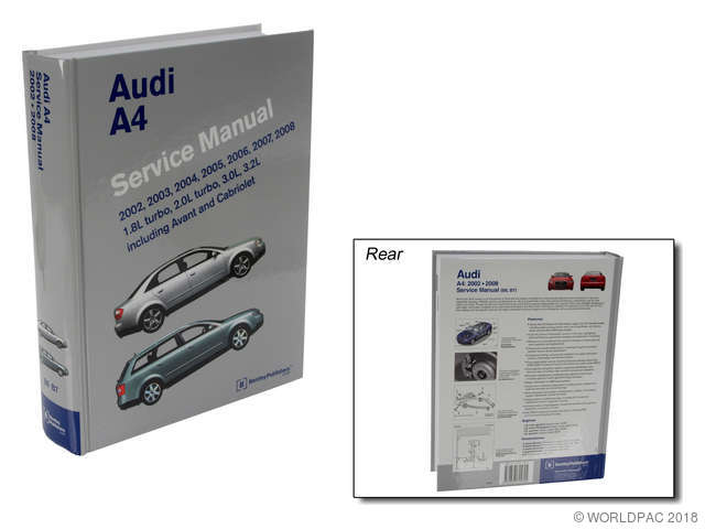 Bentley Repair Manual