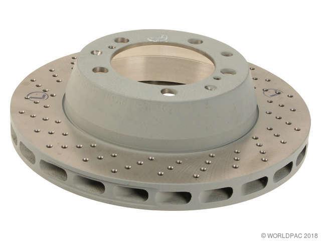 Original Equipment Disc Brake Rotor