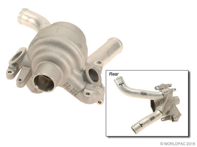 Genuine Engine Coolant Thermostat Housing