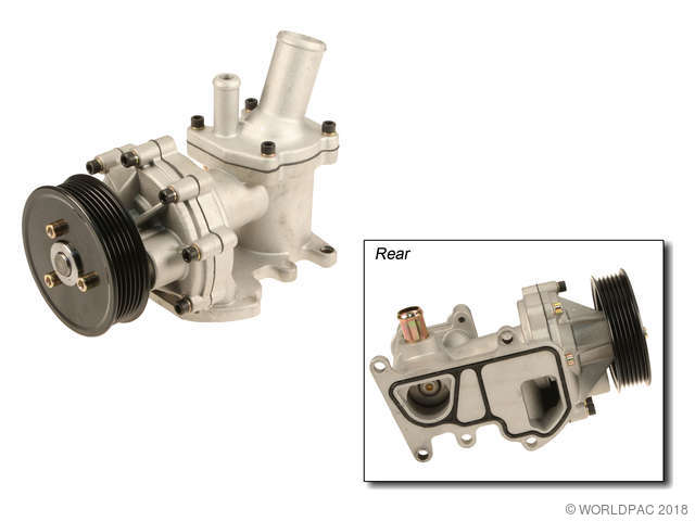 GMB Engine Coolant Thermostat Housing