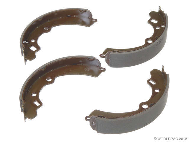 MK Kashiyama Drum Brake Shoe