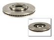 Eurospare Disc Brake Rotor
