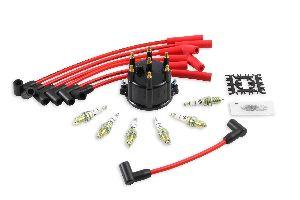 Accel Distributor Cap / Rotor Kit / Spark Plug / Spark Plug Wire Kit
