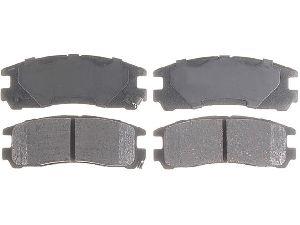 ACDelco Disc Brake Pad Set  Rear