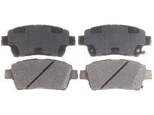 ACDelco Disc Brake Pad Set  Front