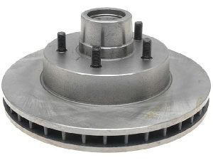 ACDelco Disc Brake Rotor and Hub Assembly  Front