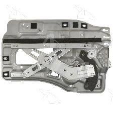 ACI Window Regulator Power Window Motor and Regulator Assembly  Rear Left