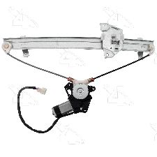 ACI Window Regulator Power Window Motor and Regulator Assembly  Front Left