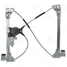 ACI Window Regulator Power Window Motor and Regulator Assembly  Front Right