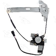 ACI Window Regulator Power Window Motor and Regulator Assembly  Rear Left