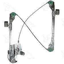 ACI Window Regulator Power Window Motor and Regulator Assembly  Front Left