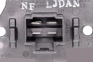 Ackoja HVAC Blower Motor Resistor  Front