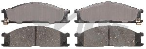 Advics Disc Brake Pad Set  Front